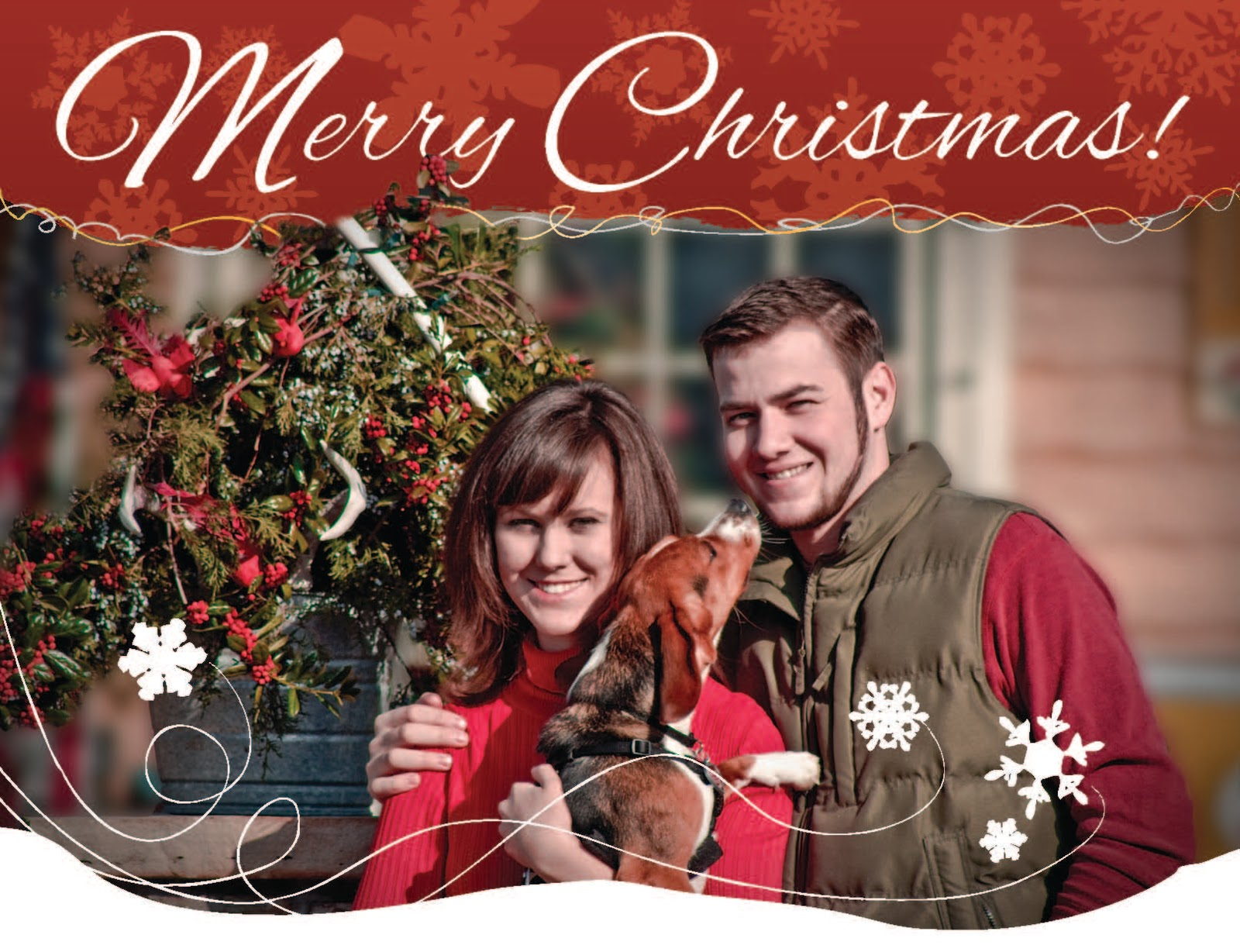 December 2010 the life not my own as this is our first ever christmas card as a new family i would like to start it off by saying that i have truly been blessedthis year more than ever kristyandbryce Images
